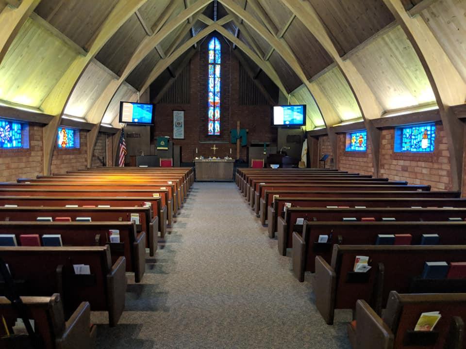 First Christian Church - Commercial AV Design