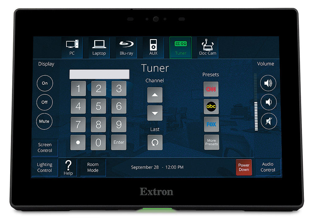 Best ease-of-use control interface - Aspen