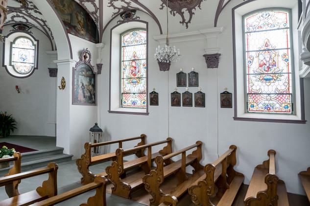 Kapelle von innen