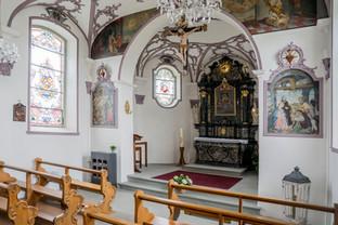 Kapellen von innen
