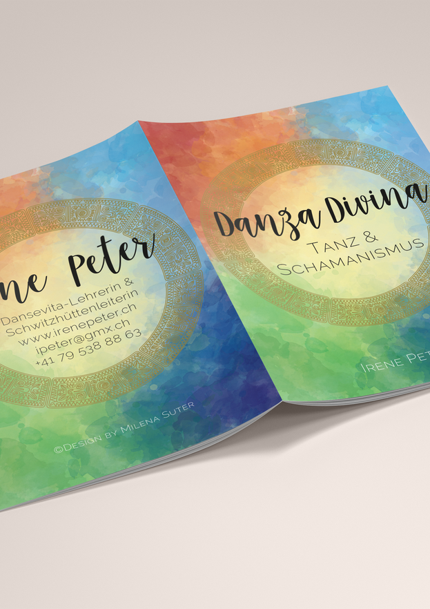 Danza Divina - Irene Peter