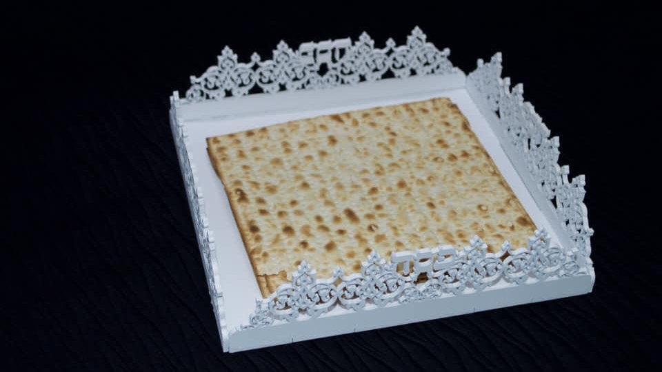 Charola para matzah