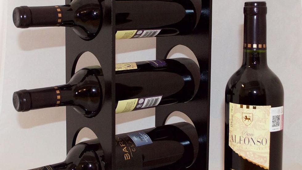 Portavinos para 3 vinos