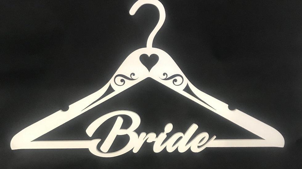 Gancho para novia