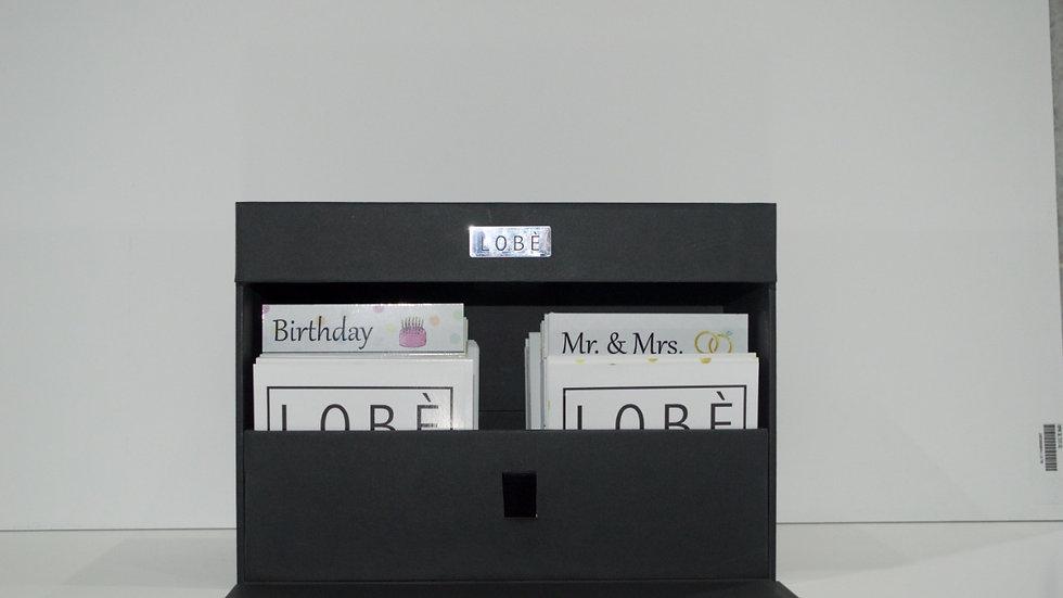Caja de tarjetas for every special moment