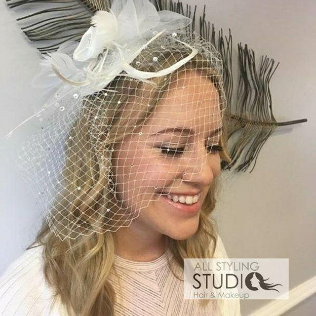 This Bride to be had her bridal shower! _breezymrush 💎👸 ______________________ #hairsalonnj #haira