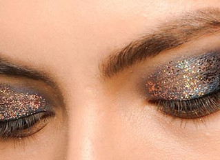 How To Wear Glitter Eye Makeup As An Adult