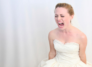 What To Do When You Get A Wedding Day Spot
