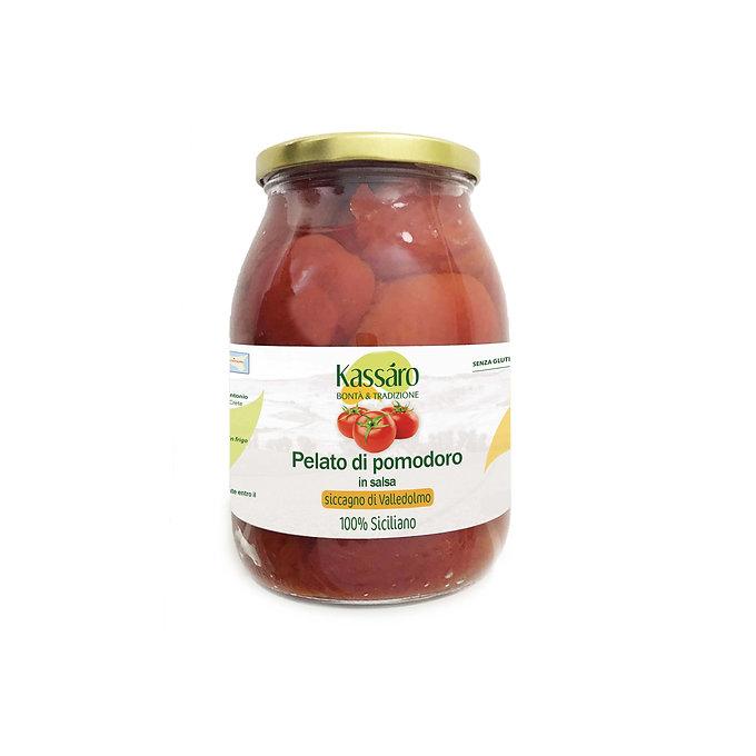 Pelato di pomodoro in salsa 1kg
