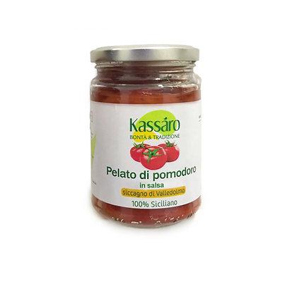 Pelato di pomodoro in salsa 300g