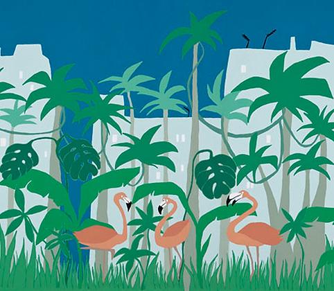 Jungle en Ville échantillons