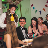 March Hare and Audience