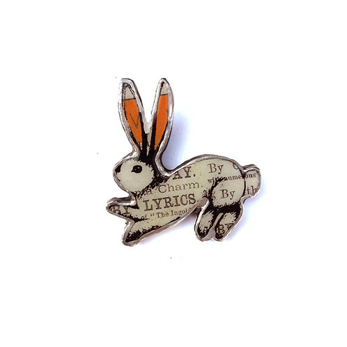 Lyrics Rabbit Brooch