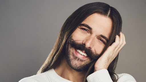It's Been A Minute with Sam Sanders: Jonathan Van Ness on Quarantine Life and His New Children's Book