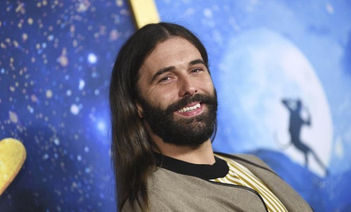 WNYC's All Of It: Jonathan Van Ness's New Children's Book