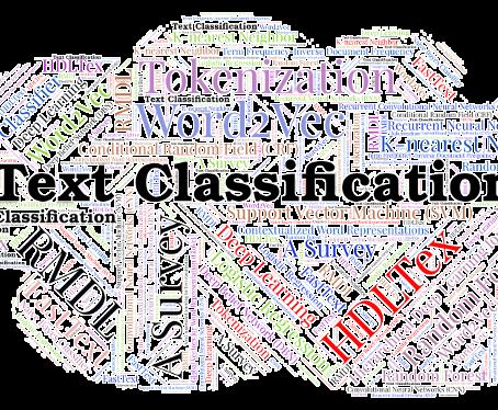 Text Classification Algorithms: A Survey