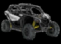 2019 Maverick X3 Base TURBO Hyper Silver