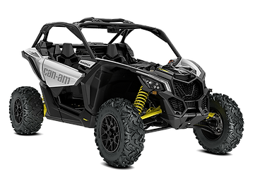2019 Maverick X3 Base TURBO Hyper Silver