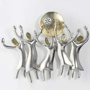 Bahçeşehir  Rotary -Broş  Gaia