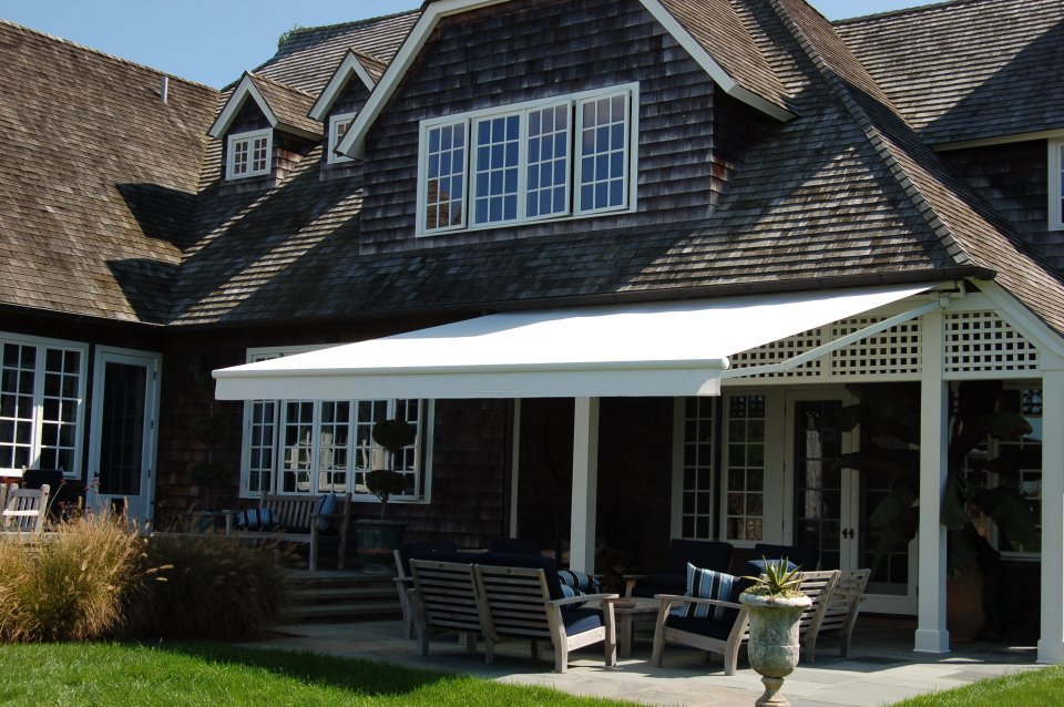Retractable Awning For Deck or Patio   Hamptons NY