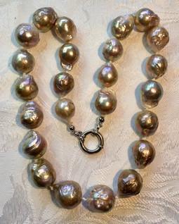Gold Baroque Edisons ED6S45SET