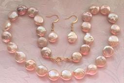 Cream Coin Pearls FW201S24SET