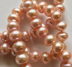 Peach Pink  Pearls FW226EB38