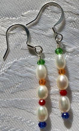 Meadow Blossom - Earrings