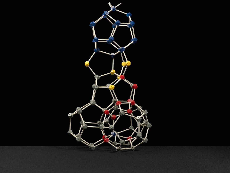 Crystalline Lattice Structure