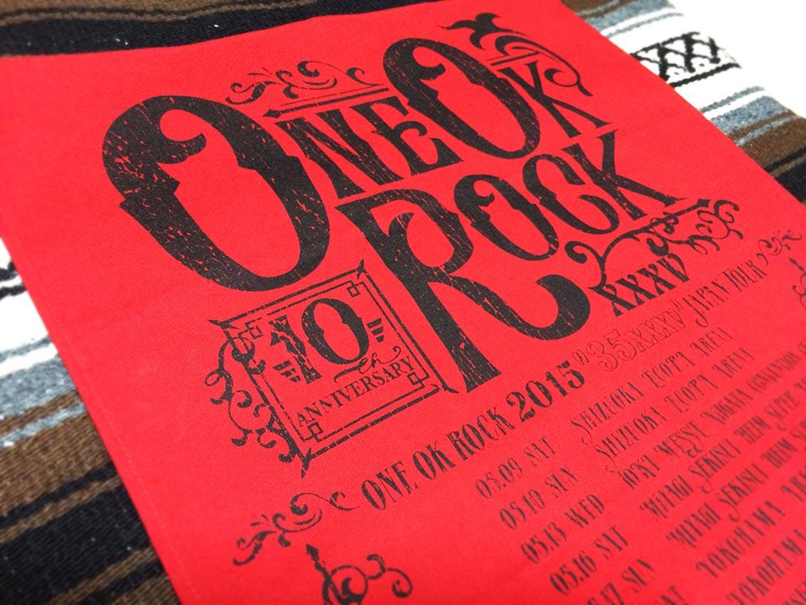 ONE OK ROCK XXXV TOUR