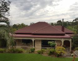 Tiled/ Iron Roof Restoration complete