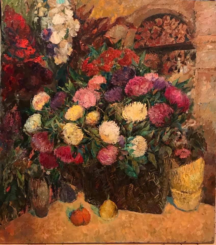 Цветочный хор
