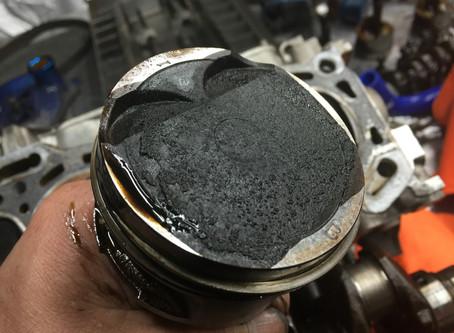 エンジン・ブロー・・・