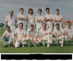 OCC 2nd XI 1988