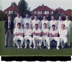 OCC 1st XI 1992