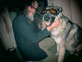 Rocky Mountain Companion Dog and his companion