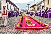 Guatemala lillevaibad, lihavõttepühad
