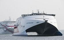 transporte en Estonia, barcos
