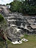 Tikal arheloogiapark, maiade monumendid, maiade lii