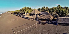 Monterrico vulkaaniline liivarand