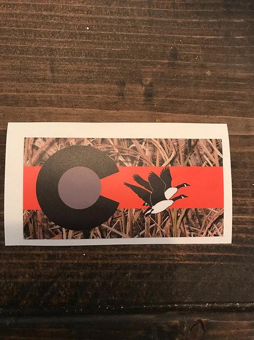 4x2 CCGC sticker
