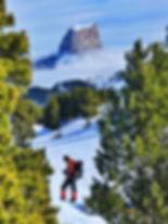 Pulka & hauts plateaux du Vercors