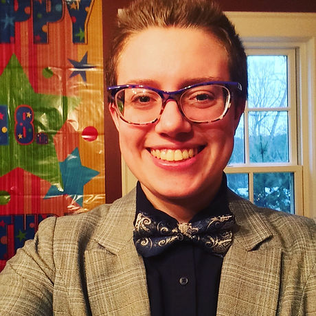 Phie Jacobs (They/Them)