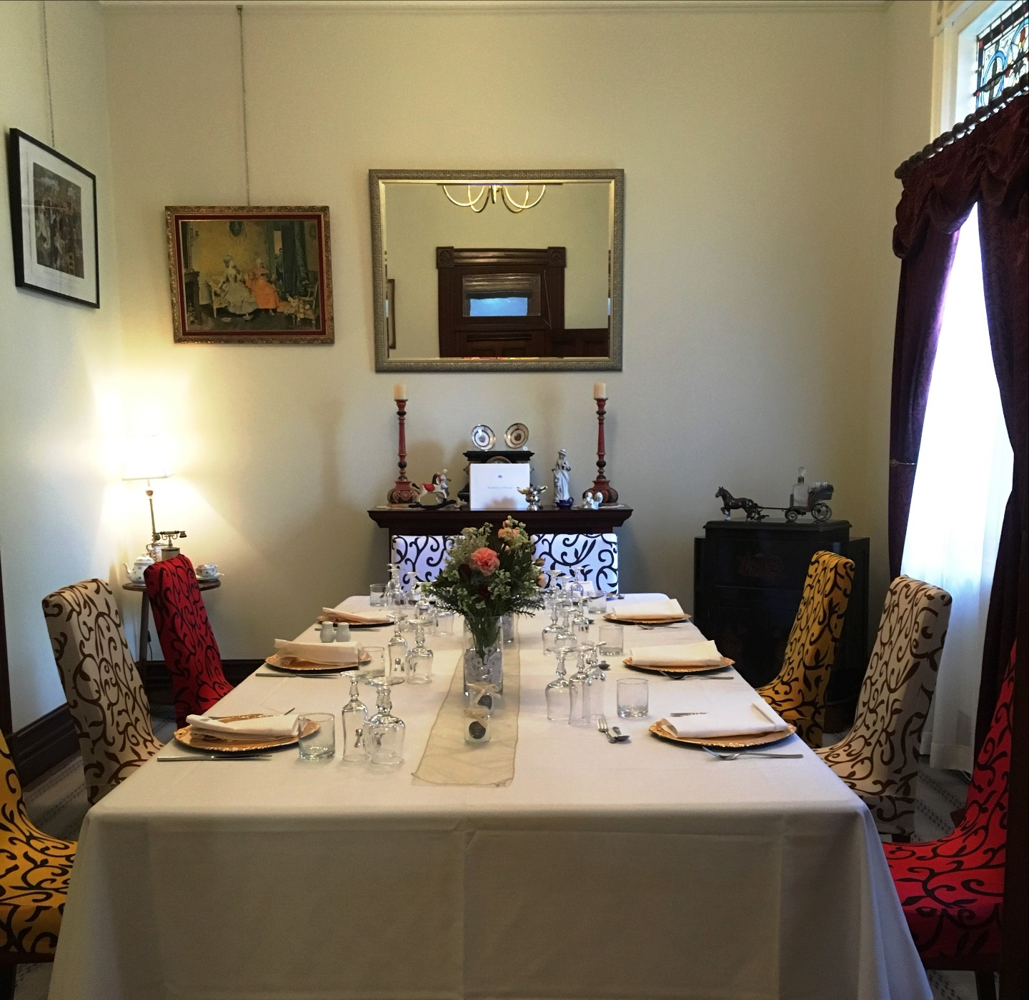Private Dining Room up to 10