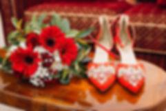 Shoes & Bouquet..jpg