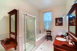 Victorian Room bathroom