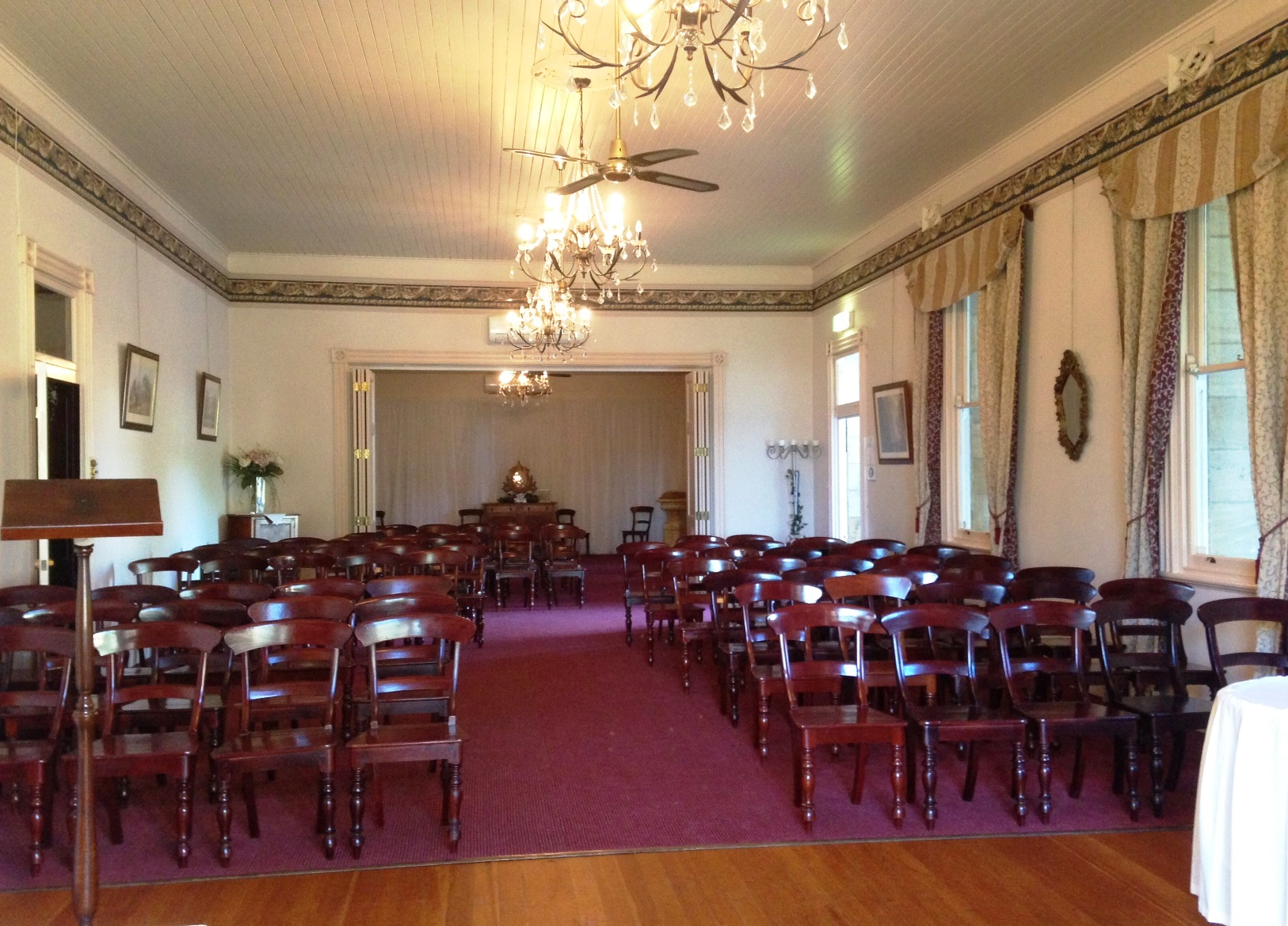 Long Room Function Room