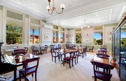 Veranda Reception Room for Breakfast