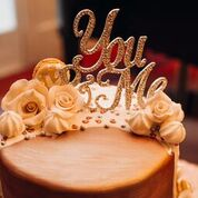 You and Me - cake
