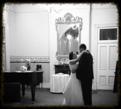 Elopement Wedding.